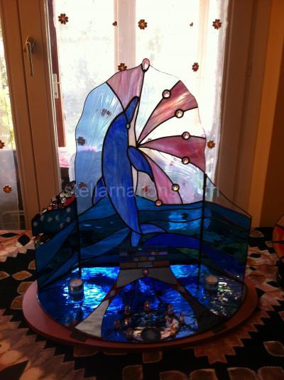 A Delfinek Csillagnemzetségének gyógyító oltára